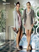 Barbara Garcia Rodriguez & Dana Drori - Glamour Russia - March 2011 (x13)