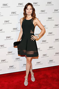 "Olivia Wilde @ Tribeca Film Festival Celebrates ""For the Love of Cinema"" at Urban Zen in NYC"