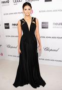 Нина Добрев, фото 2280. Nina Dobrev Elton John AIDS Foundation Academy Awards Party - 26/02/12, foto 2280