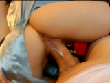 Hot Fuck by Girlfriend In Stockings