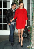 "Jennifer Lopez & Marc Anthony Leaving Wolfgang Puck ""The Cut,"" 12/6 - 6 HQ"