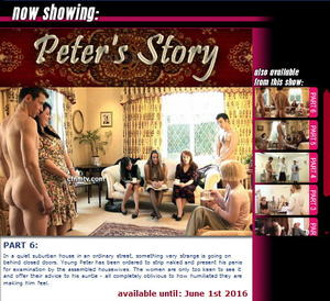 cfnmtv: Peter's Story (Part 1-6)