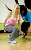 Heidi Montag - Rehearsing her dance choreography in LA, August 19, 2009