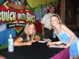 "Carly Patterson 4 ""Brunch With Bugs"" Meet & Greet Candids"